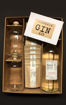 .. homemade gin kit