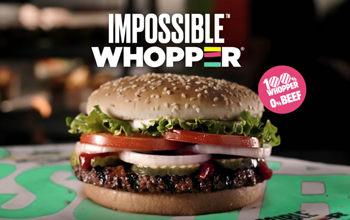 .. impossible whopper